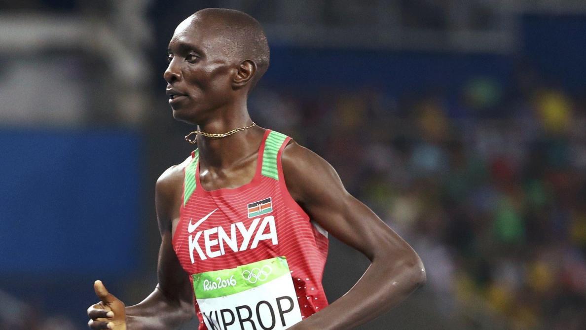 Avec Asbel Kiprop, une nouvelle star kényane est soupçonnée de dopage — Athlétisme