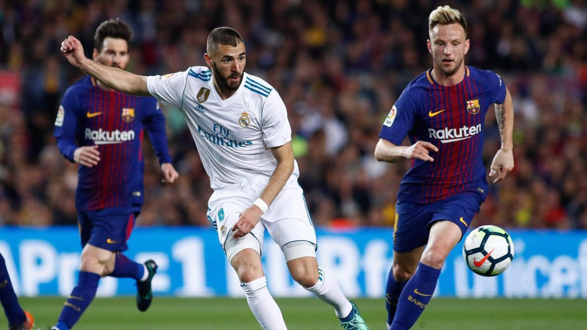 Barça - Real Madrid : les compositions officielles !