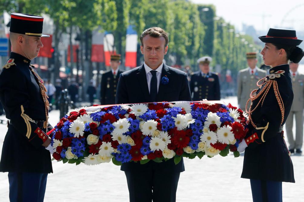 677b61dacb0 Pourquoi le 8 mai est un jour férié en France et pas en Belgique - Le Soir