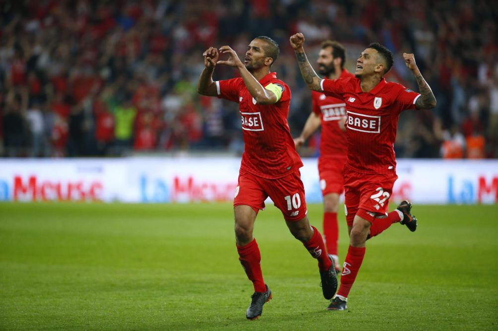 Le FC Bruges champion de Belgique