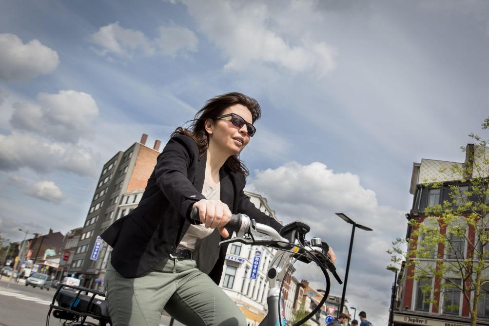 Le vélo séduit les Belges