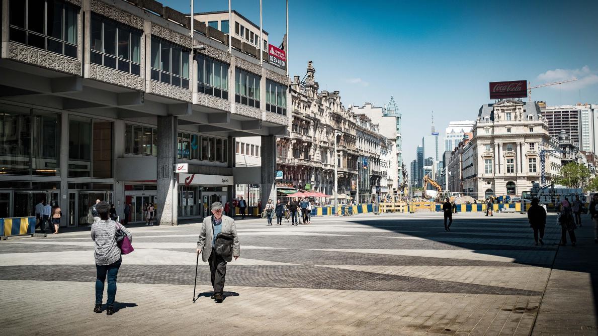 Bruxelles: 485 kilos de denrées impropres à la consommation découverts au Thaï Wok du piétonnier