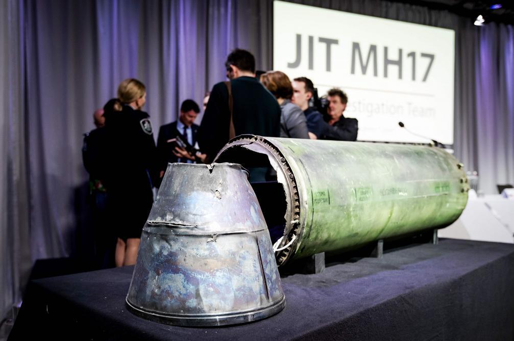 MH17 abattu en Ukraine: le missile provenait d'une unité militaire russe