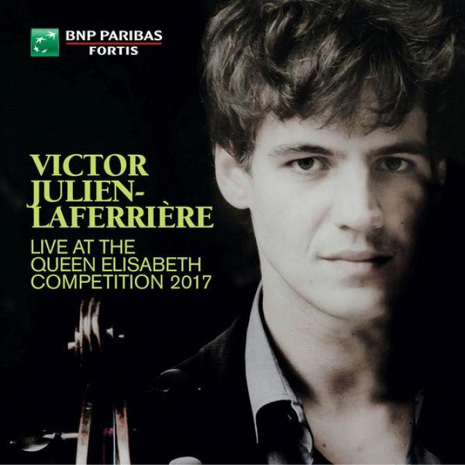 <span>Victor Julien-Laferrière</span> Live at the Queen Elisabeth Competition 2017