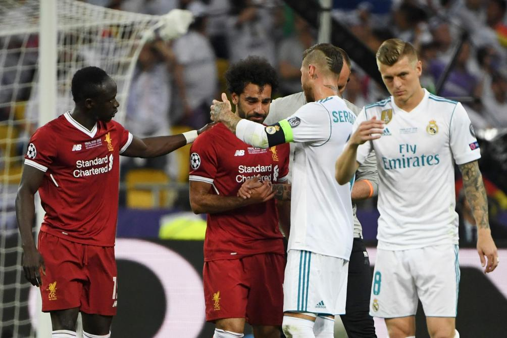 LDC - Mohamed Salah soigné en Espagne ce mardi