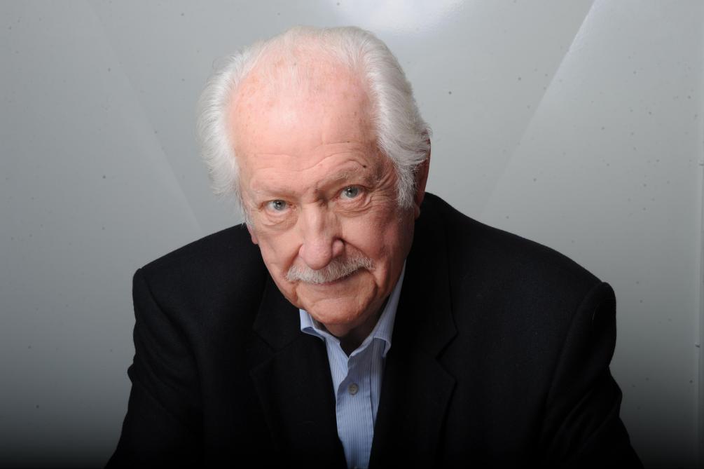 Le journaliste Pierre Bellemare est mort à 88 ans