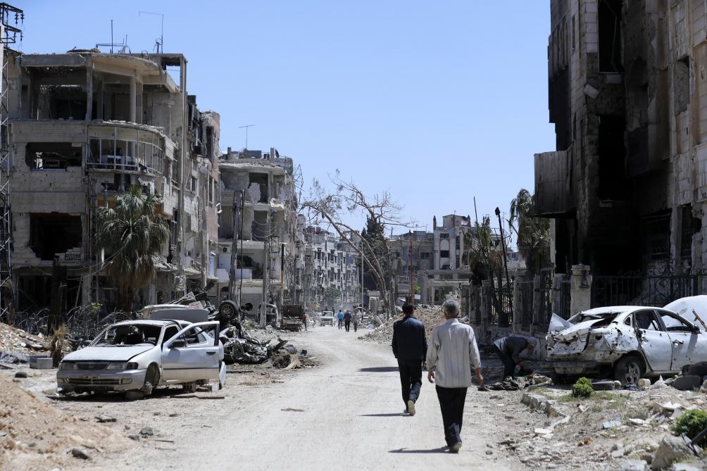 Attaque chimique sur Douma en 2018, confirme l'OIAC — Syrie