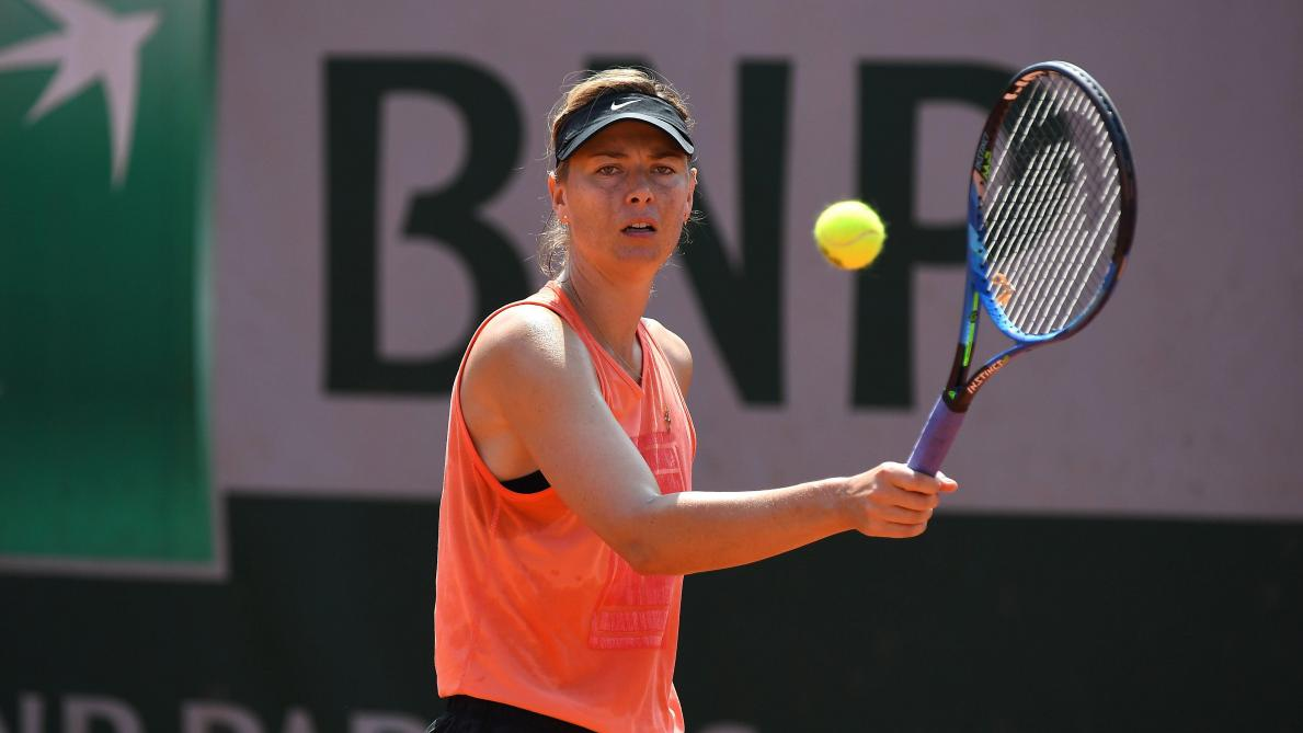 Serena Williams s'impose pour son retour dans une tenue originale — Roland-Garros