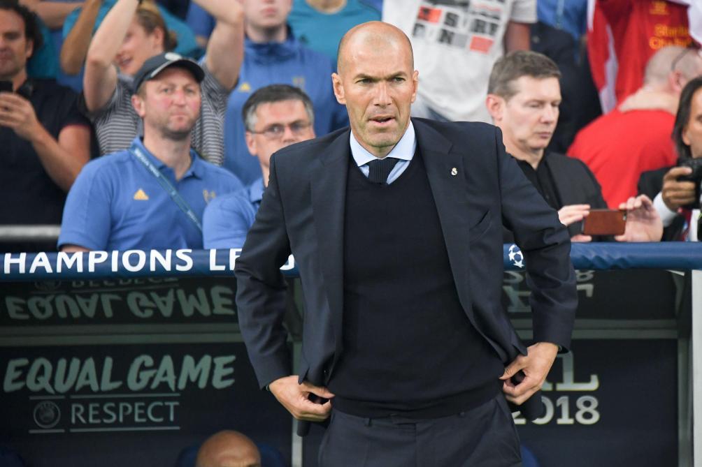 Zinédine Zidane annonce son départ — Real Madrid