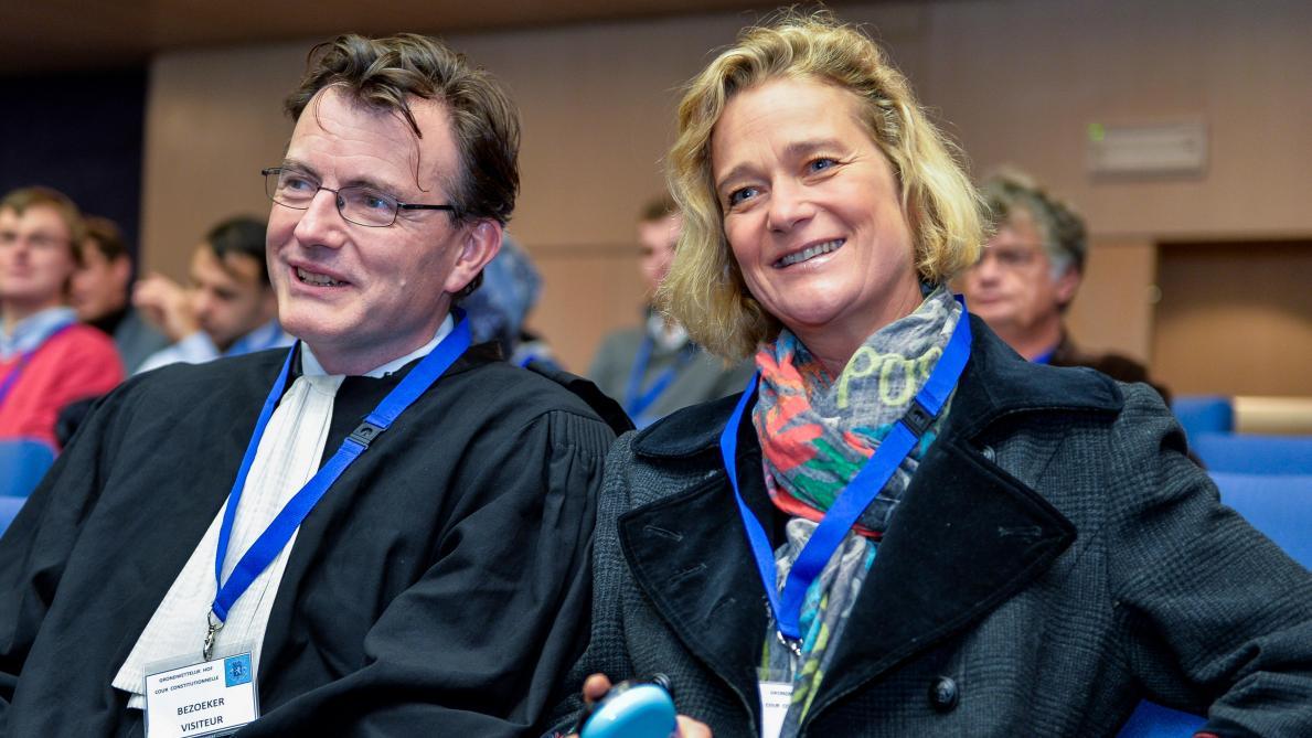 Pour Delphine Boël, l'ultime audience devant la cour d'appel aura lieu le 4 juin prochain