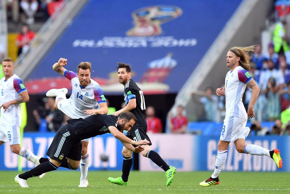 Coupe du monde  l Argentine et l Islande se quittent sur un match. ‹ › bf346a280c18
