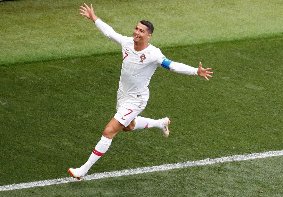 Coupe Du Monde 2018 Encore Un Record Pour Cristiano Ronaldo Buteur
