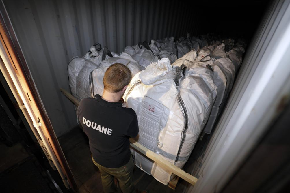 La belgique principal point d entrée de la cocaïne en europe le