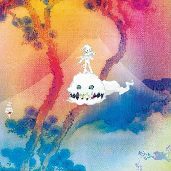 <span>Kanye West / Kid Cudi</span> Kids see ghosts