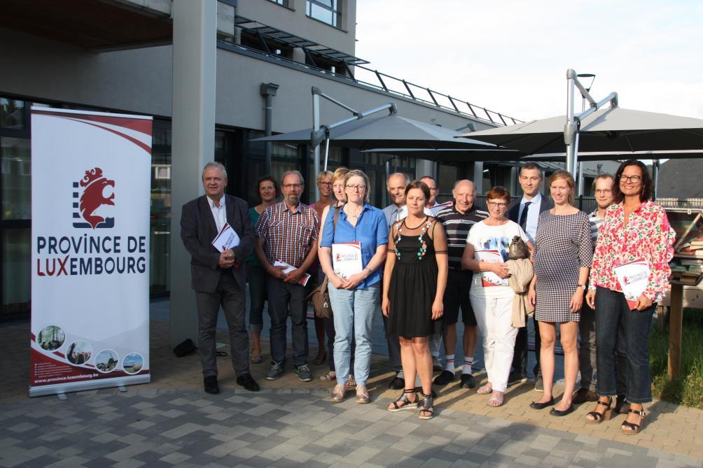 Sept communes sont lauréates du fonds dimpulsion pour lattractivité médicale en luxembourg