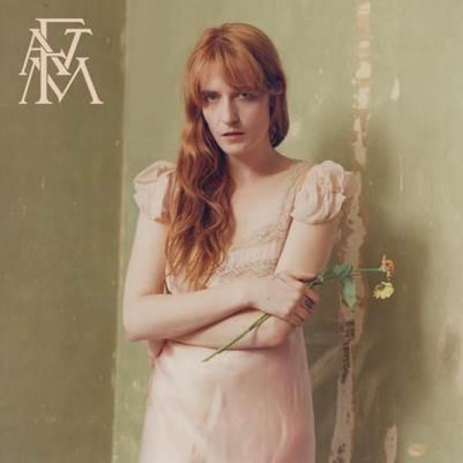 <span>Florence Welch</span> High as hope