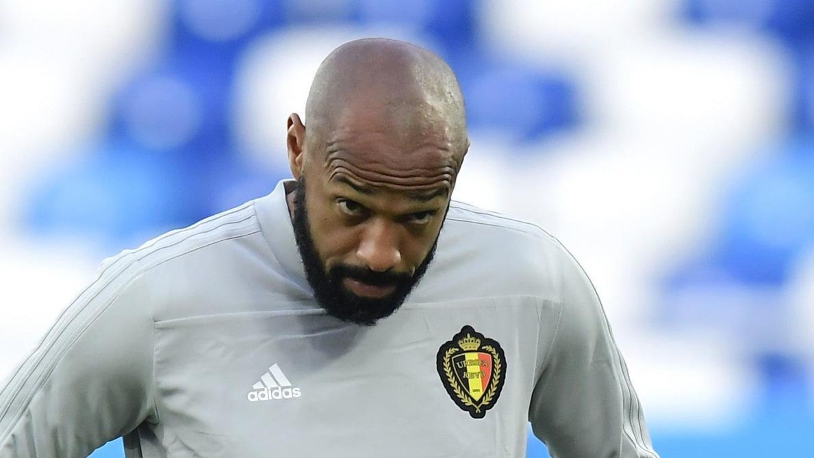Thierry Henry entre les Bleus et les Diables rouges