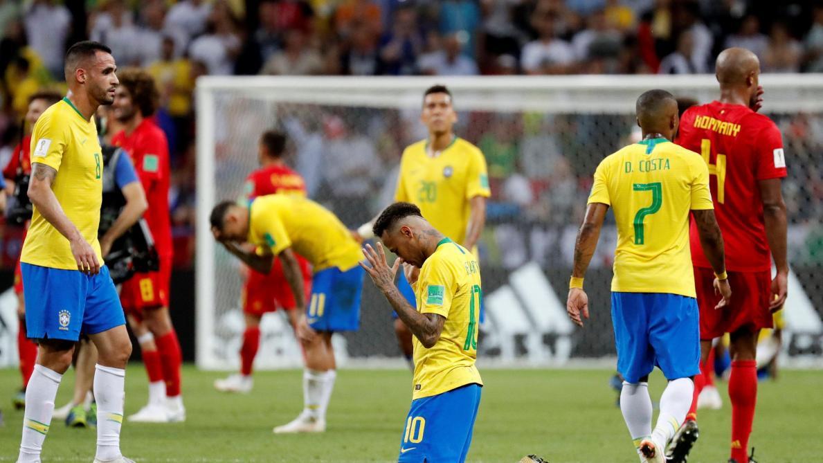 L'inquiétant message de Neymar après l'élimination du Brésil — PSG