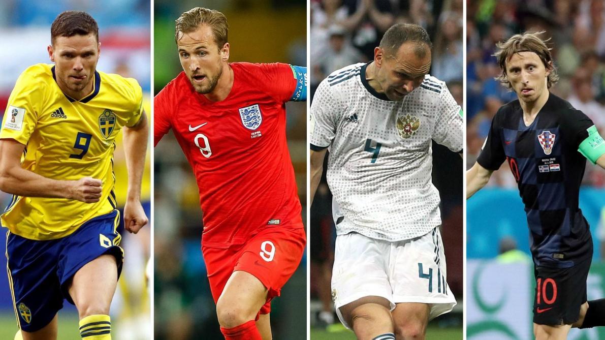 Coupe du monde su de angleterre et russie croatie pour - Finale coupe du monde foot ...