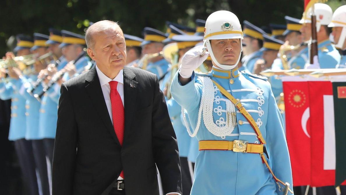 Aujourd'hui Superdogan entamera sa superprésidence