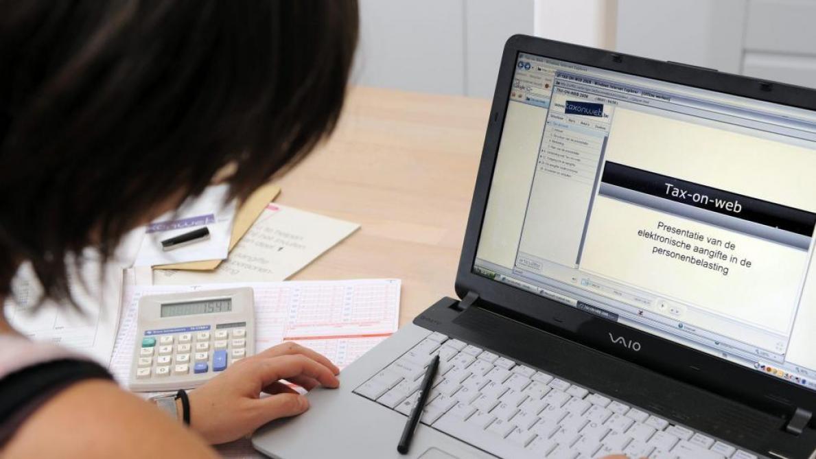 Tax on web: dernier jour pour soumettre sa déclaration dimpôts le