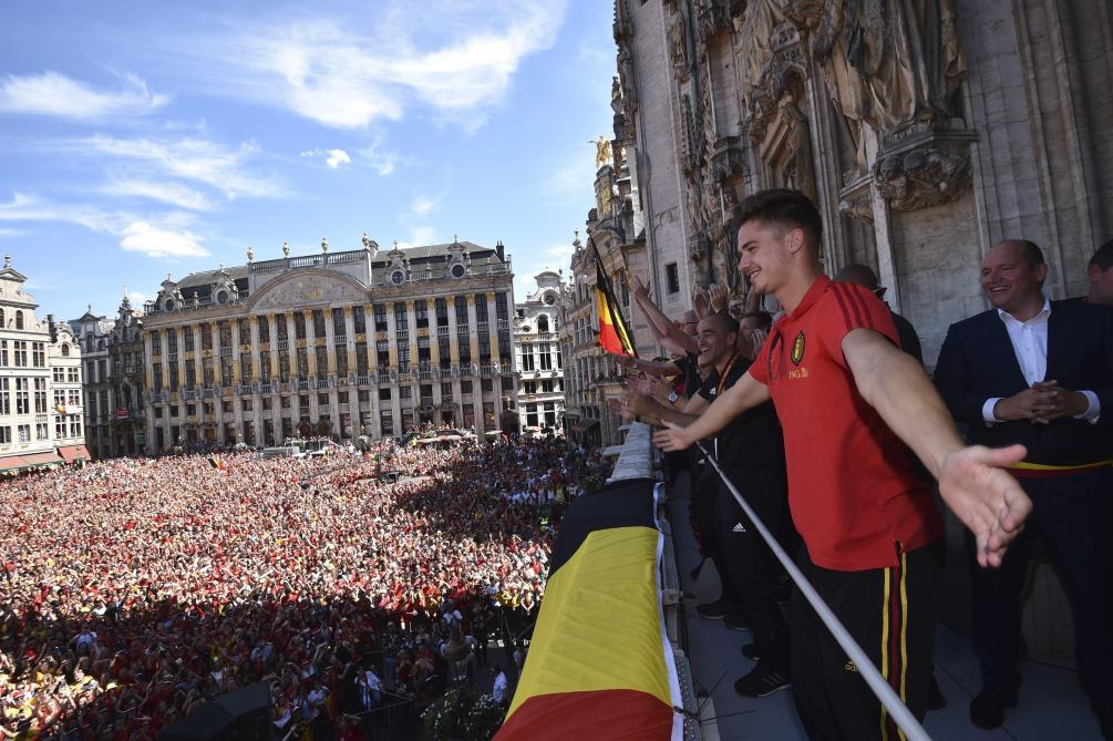 SPORT › Coupe du monde: les clubs belges reçoivent 3,6 millions d'euros, Anderlecht le plus gâté … LE SOIR