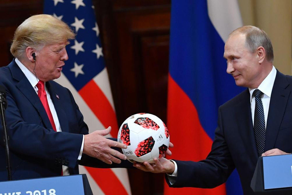 Donald Trump a rencontré son mini-lui.