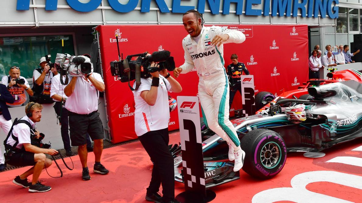Hamilton devance Vettel, Gasly sixième — GP de Hongrie