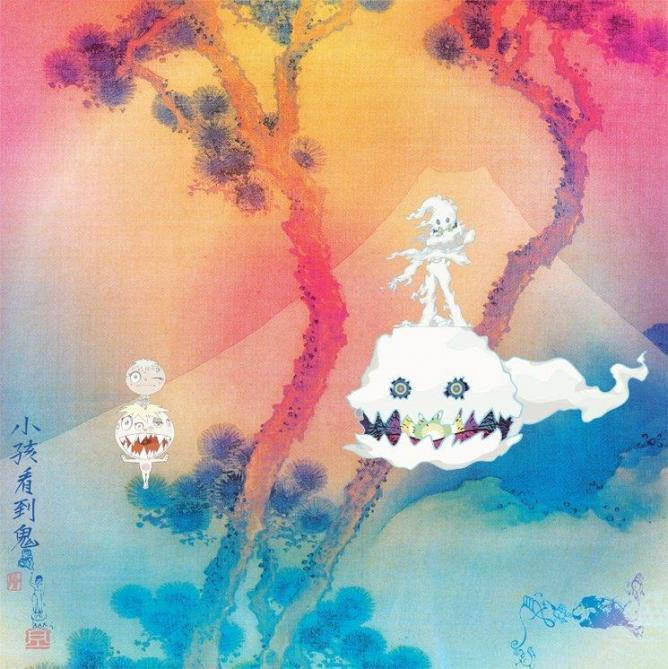 <span>Kanye West & Kid Cudi</span> Kids see ghosts
