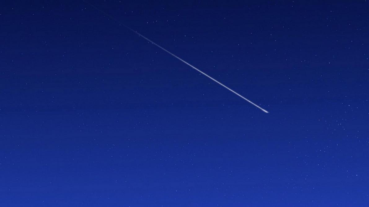 a892340358 La mauvaise météo diminue les chances de voir des étoiles filantes cette  nuit - Le Soir