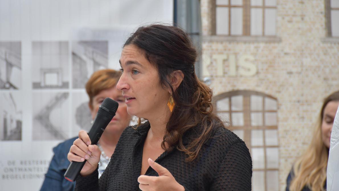 SOCIETE › Zuhal Demir veut davantage de centres de prise en charge des violences sexuelles … LE SOIR