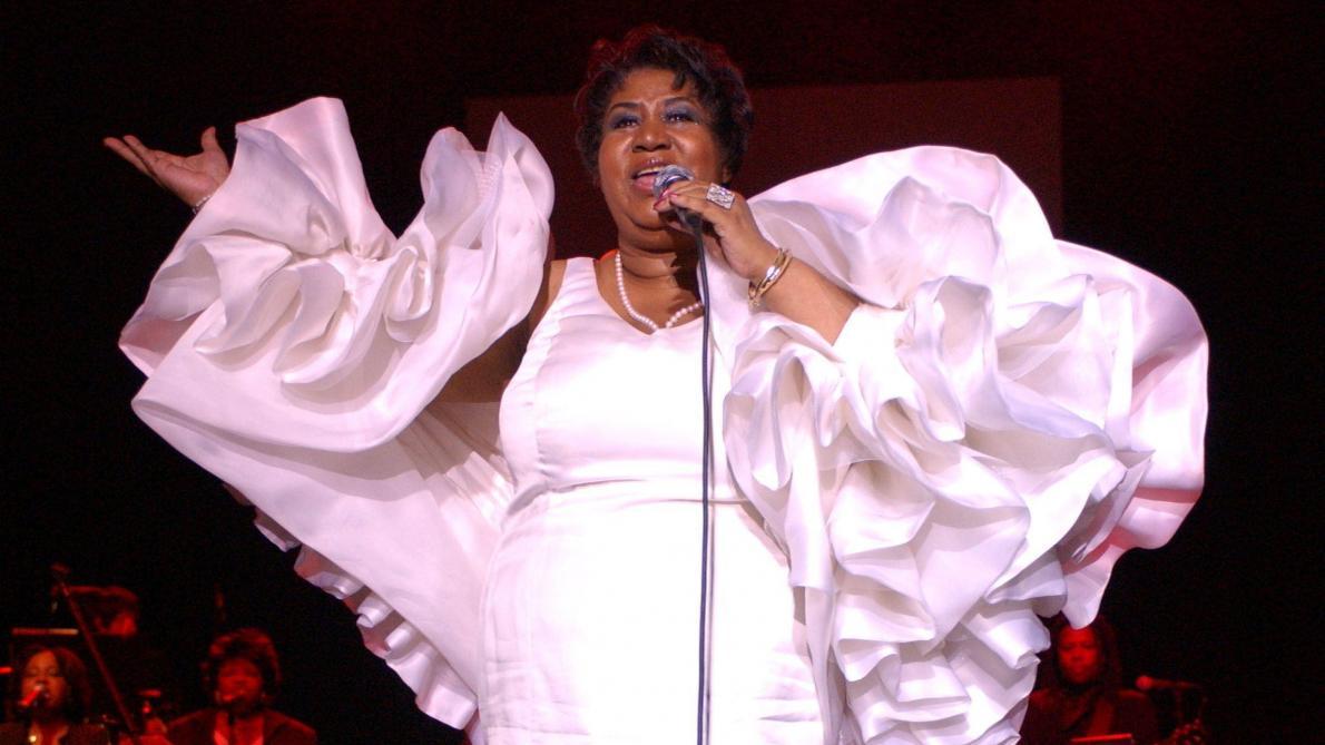 Retour sur 10 succès d'Aretha Franklin