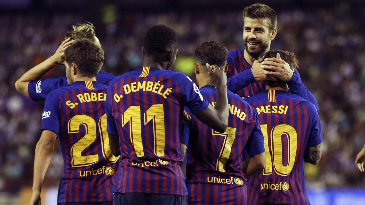 C1 : Tirage difficile pour le Barça