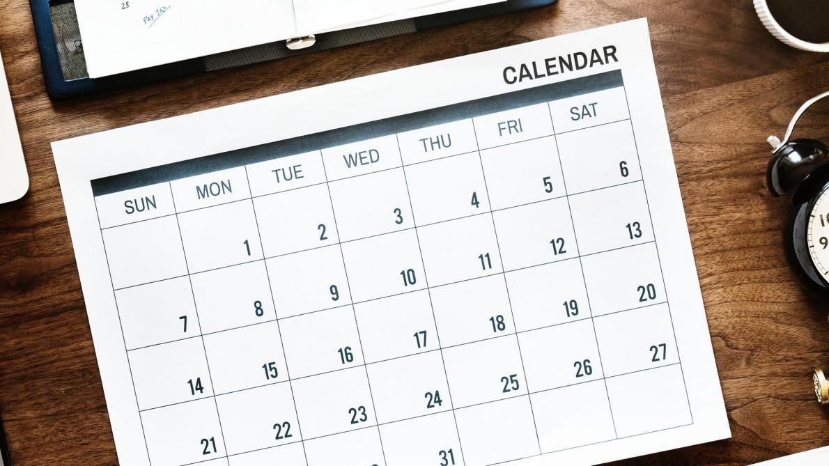 Carte Cora Calendrier 2019.Voici Le Calendrier Des Vacances Scolaires Pour L Annee 2018 2019