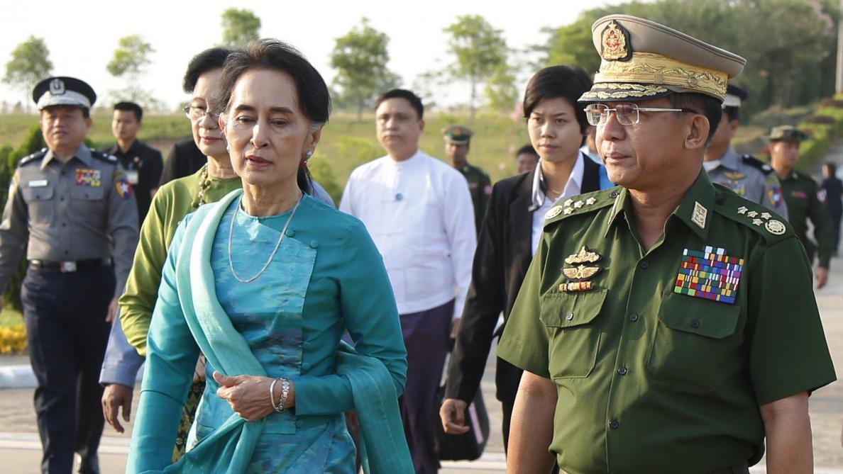 La Birmanie rejette le rapport de l ONU sur les «crimes» de son armée  contre les Rohingyas - Le Soir 4d7febb5484