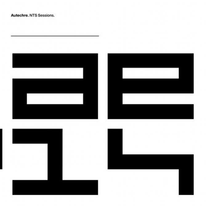 <span>Autechre</span> NTS sessions 1-4