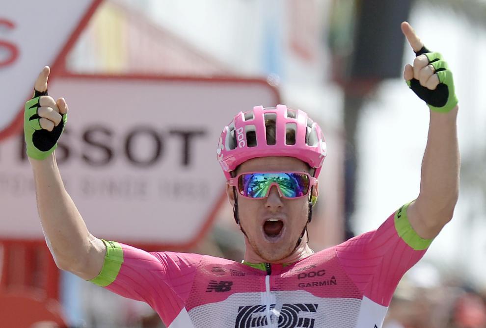 Le Français Rudy Molard nouveau leader de la Vuelta — Cyclisme