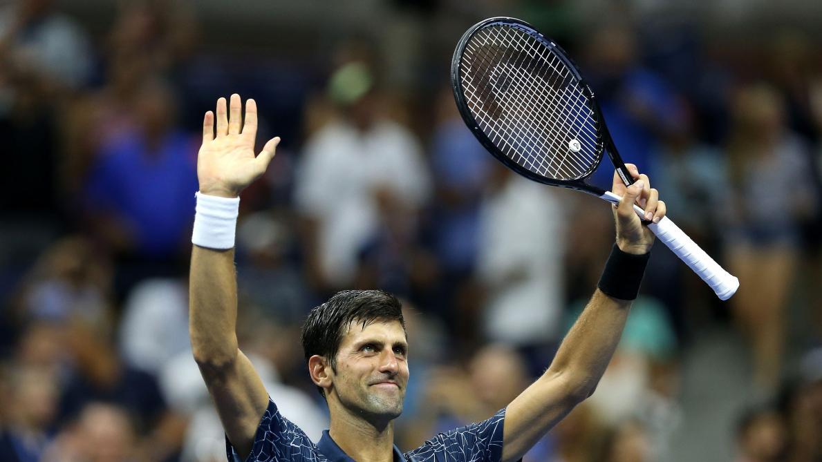 Entrée en lice tranquille pour Federer, sueurs froides pour Djokovic — US Open