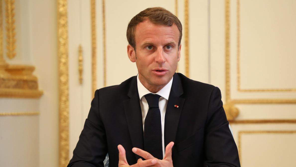 Bruno Roger-Petit, porte-parole de l'Elysée, démissionne