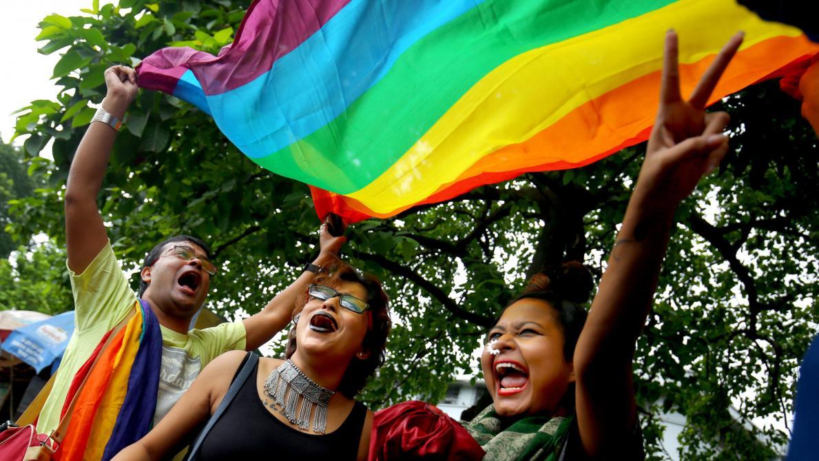 En Inde, l homosexualité n est plus un crime - Le Soir Plus f0ce4e9db24