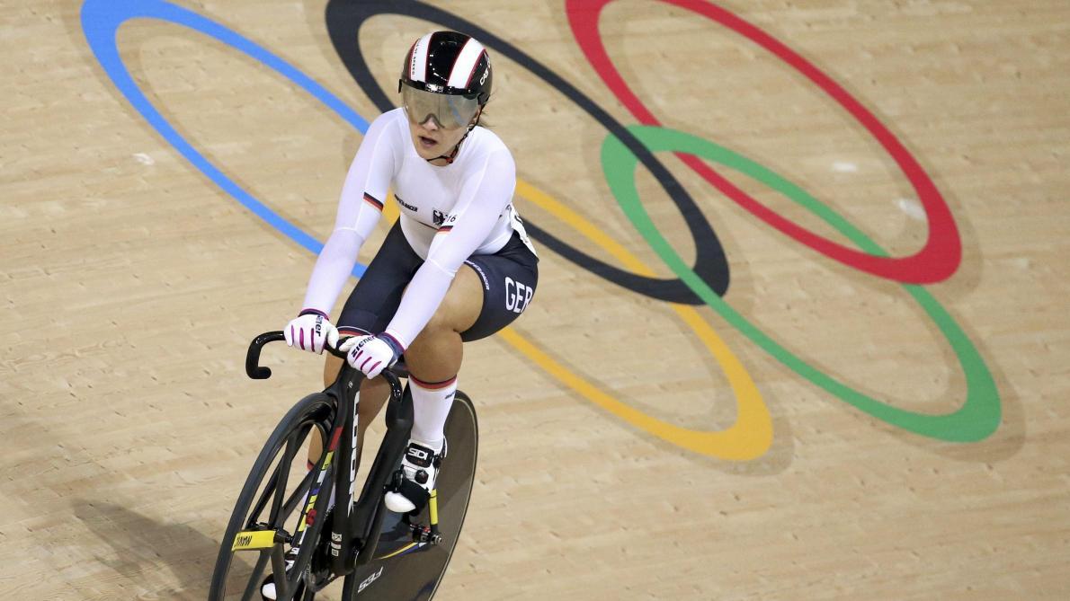 La championne olympique Kristina Vogel confirme sa paraplégie