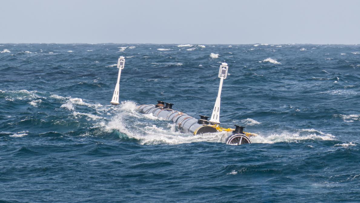 Pacifique : un bateau pour nettoyer l'océan des déchets plastiques
