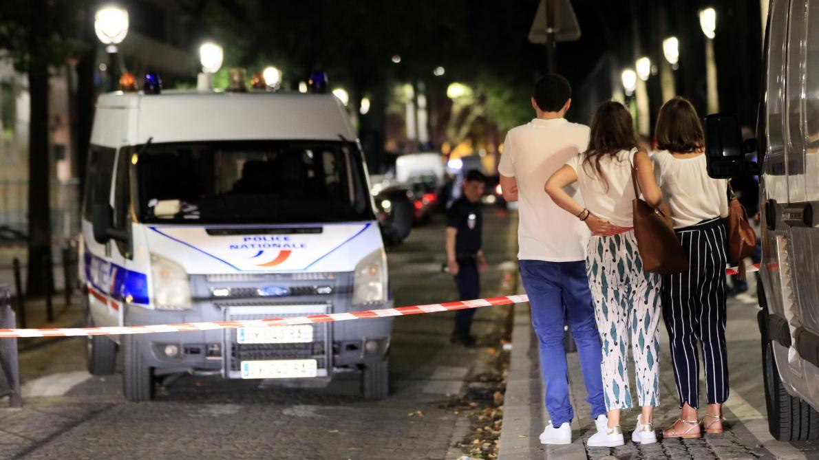 Plusieurs blessés dans une attaque au couteau — Paris