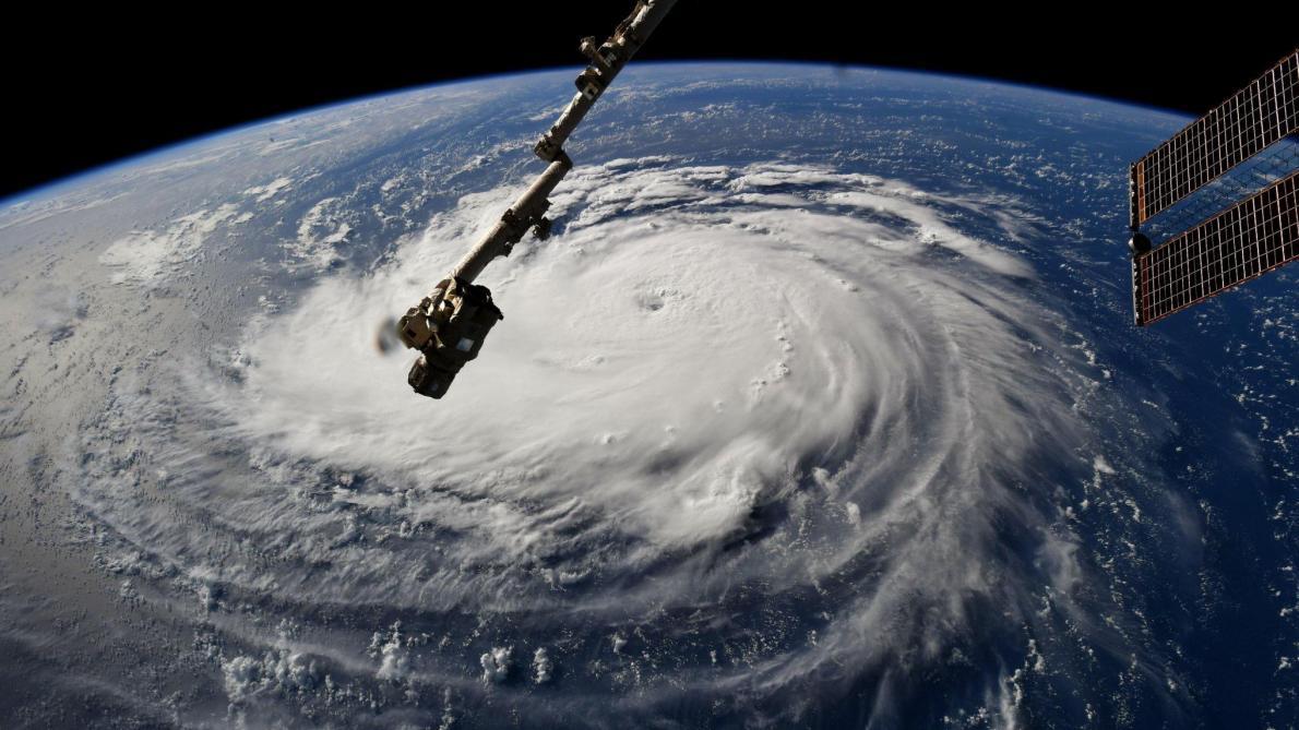 Vidéos. L'ouragan Florence commence à battre la côte est américaine
