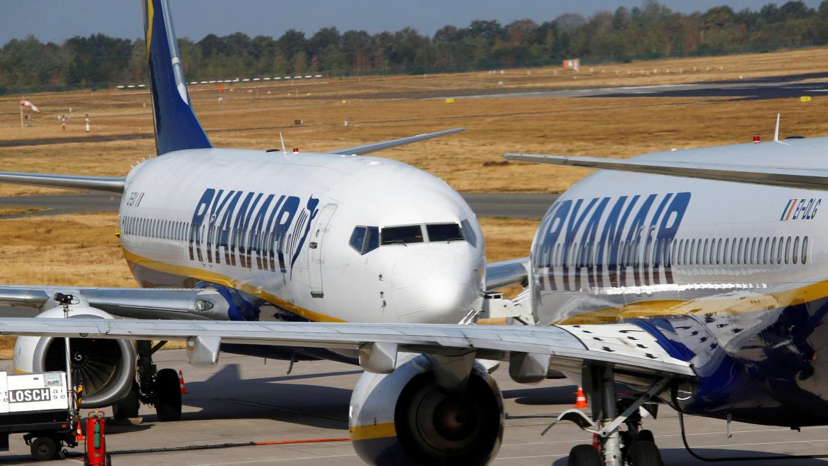 Une grève européenne annoncée pour le 28 septembre — Ryanair