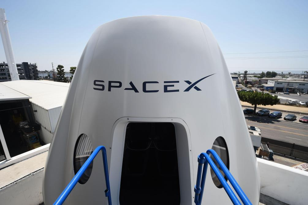 Space X dégote son premier