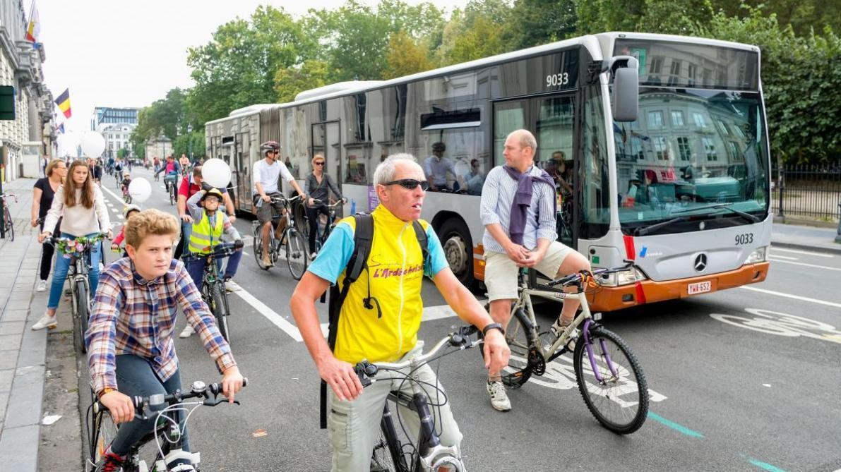 Paris sans voiture, pour le plus grand bonheur des piétons