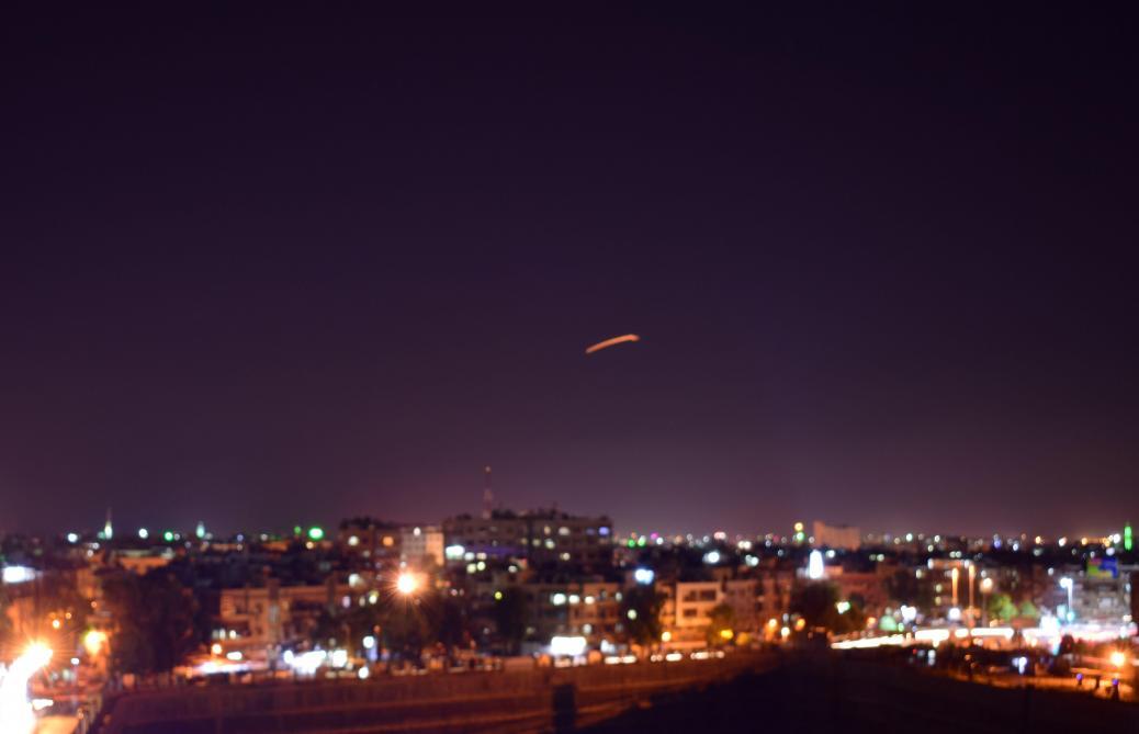Une frappe israélienne contre l'aéroport de Damas déjouée (médias d'Etat) — Syrie