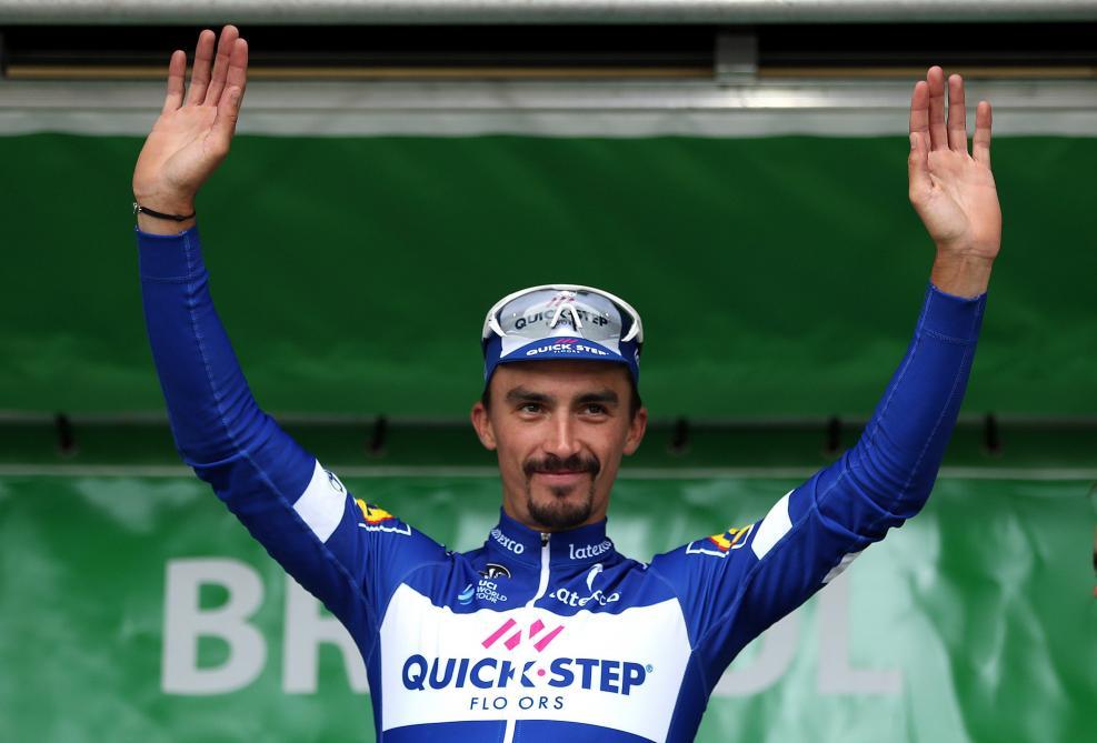 Victoire finale d'Alaphilippe — Tour de Slovaquie