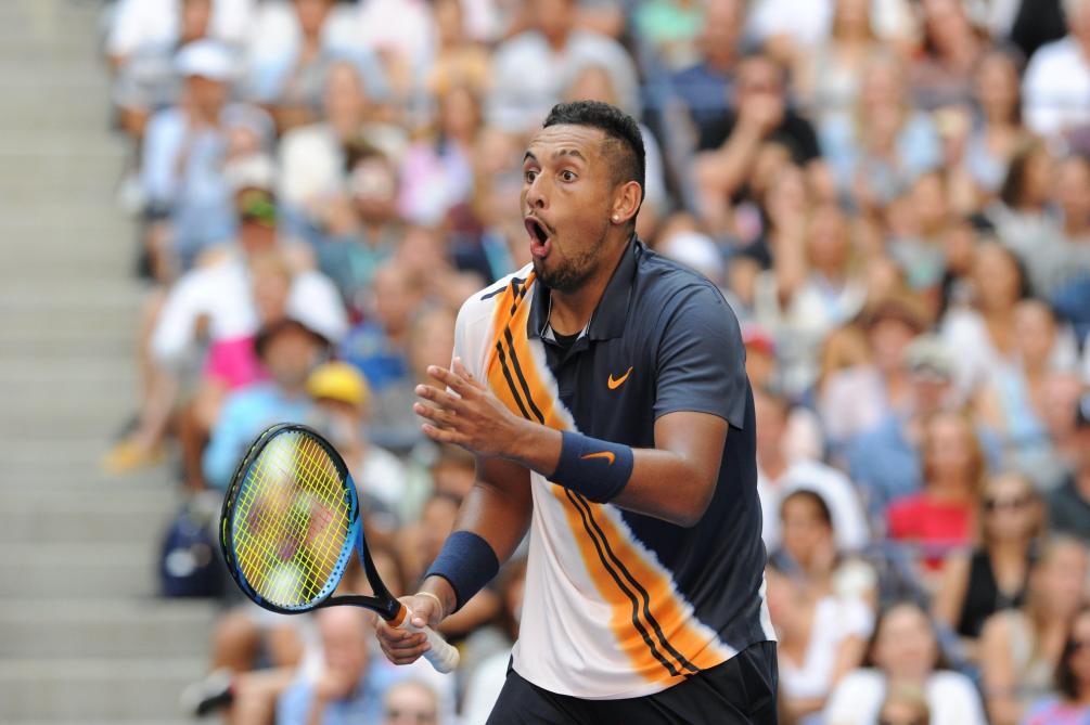 L'ATP suspend deux semaines l'arbitre qui a encouragé Nick Kyrgios — US Open